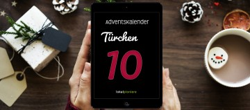 Adventskalender: Türchen 10