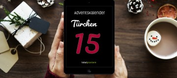 Adventskalender: Türchen 15
