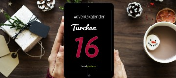 Adventskalender: Türchen 16