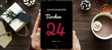 Adventskalender: Türchen 24