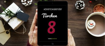 Adventskalender: Türchen 8