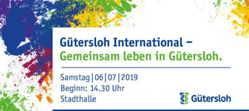 Gütersloh International am Samstag, 6. Juli